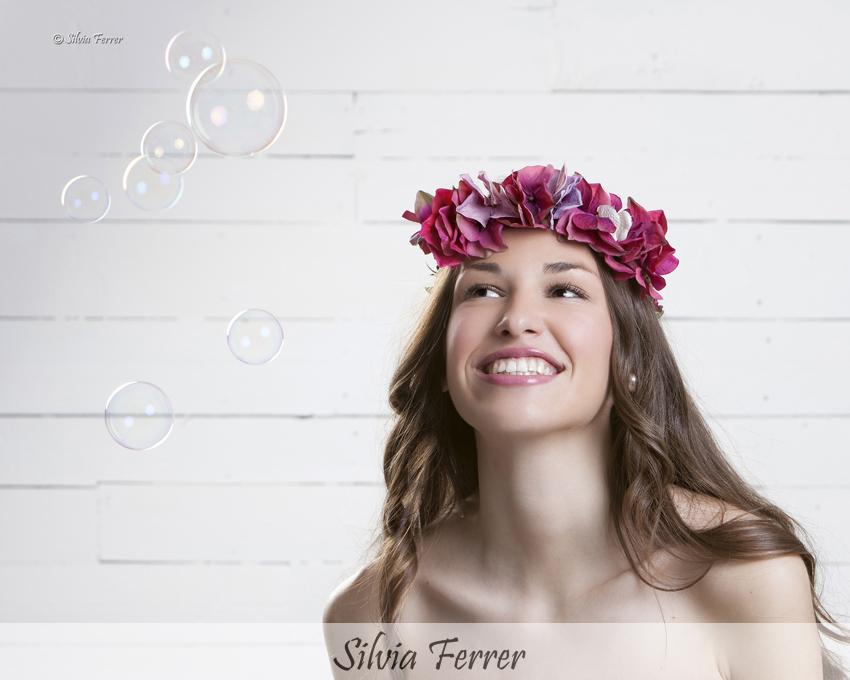 book modelo en Murcia Silvia Ferrer