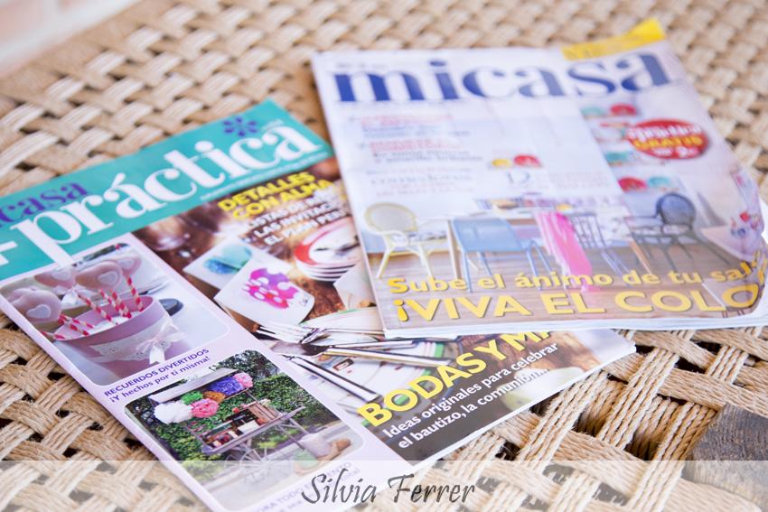 Revista MiCasa especial comunones