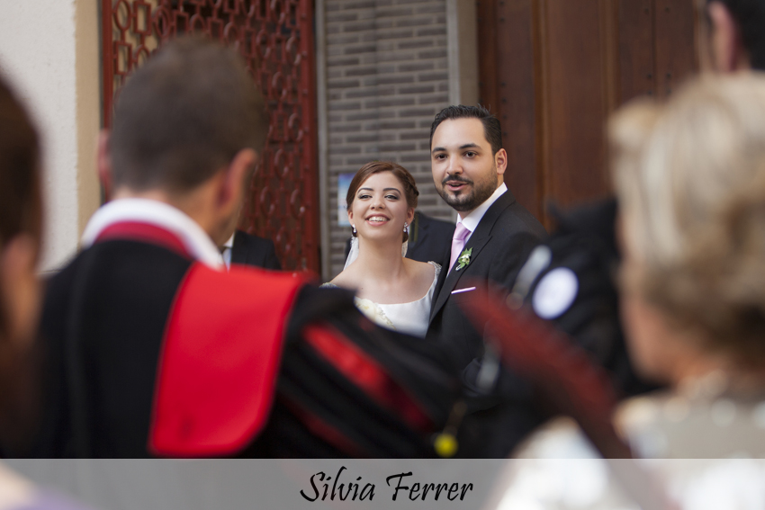 Fotos de boda en Iglesia de San Pedro Alcantarilla