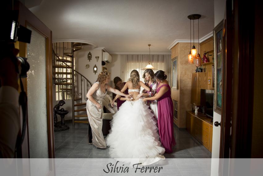 Vestido de novia de Paula del Vas