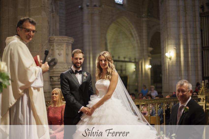 Boda en Catedral de Murcia