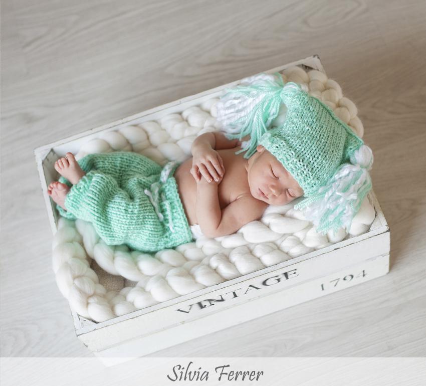 Fotos de recién nacidos en Murcia