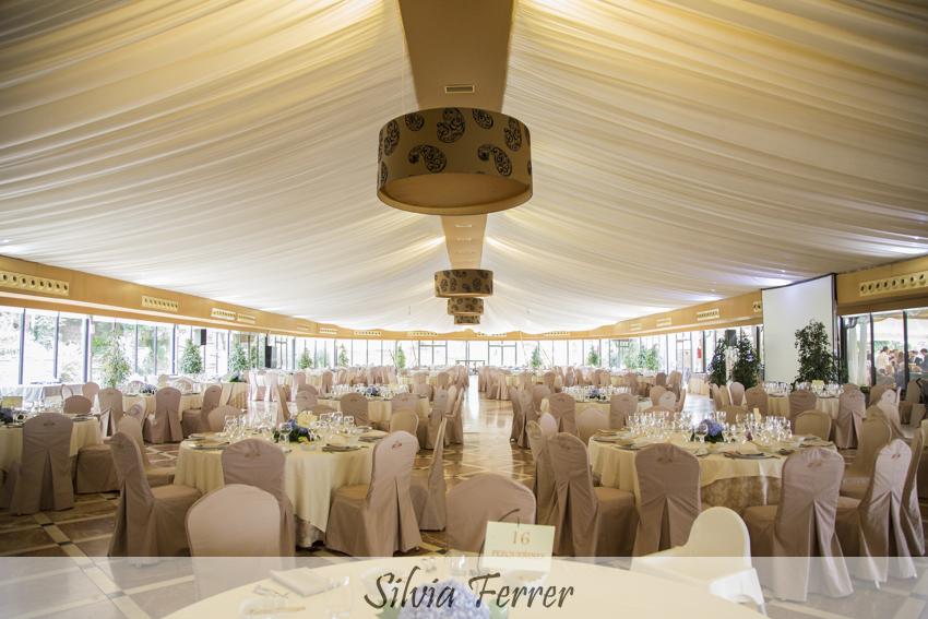 Salón para bodas Finca Buenavista
