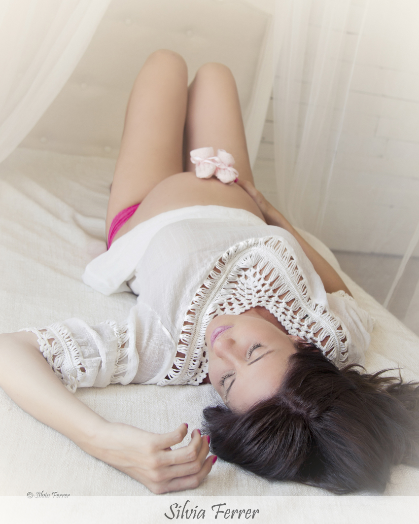 Fotos de embarazada en Murcia (2 de 4)