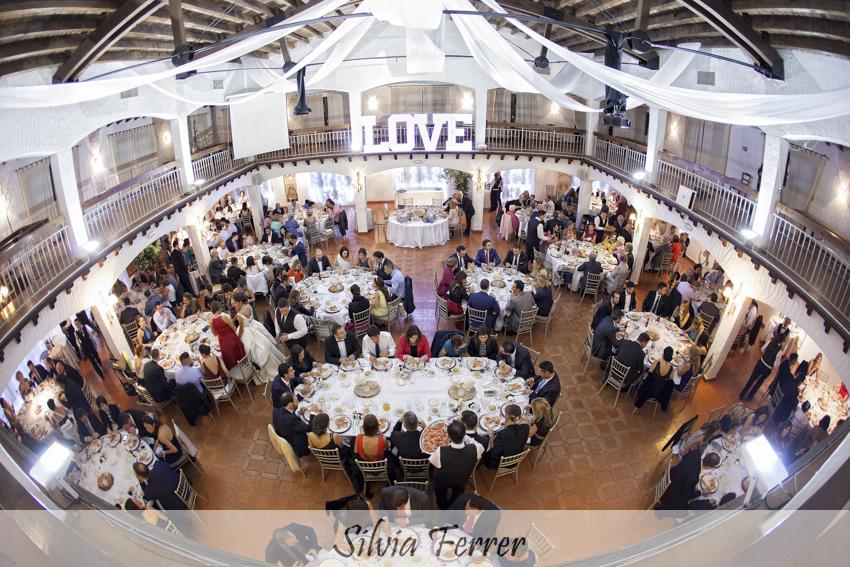 boda en restaurante El Hidalgo