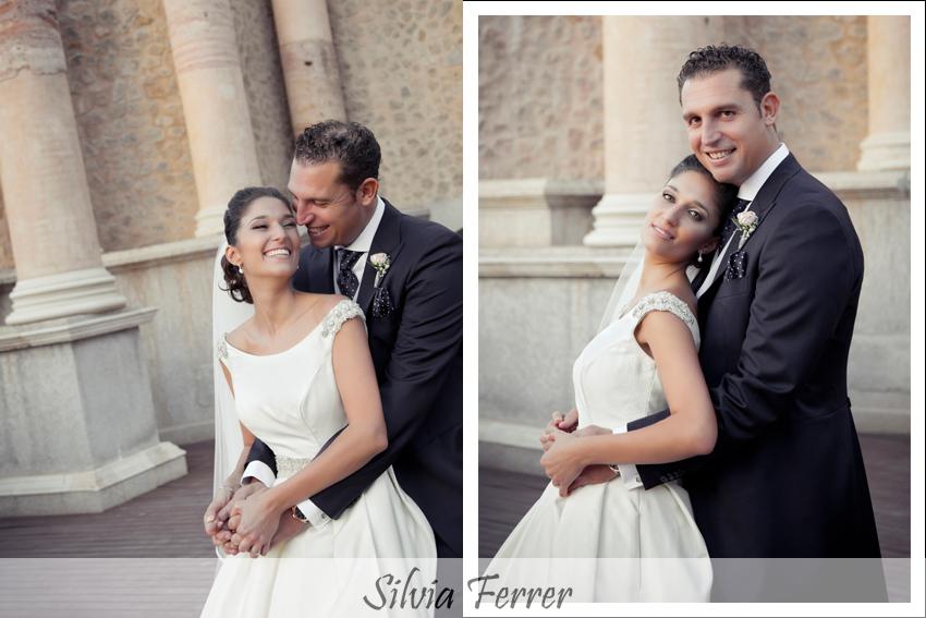 fotografía artística de bodas en Murcia