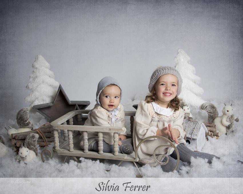 Fotos de navidad para niños en Murcia