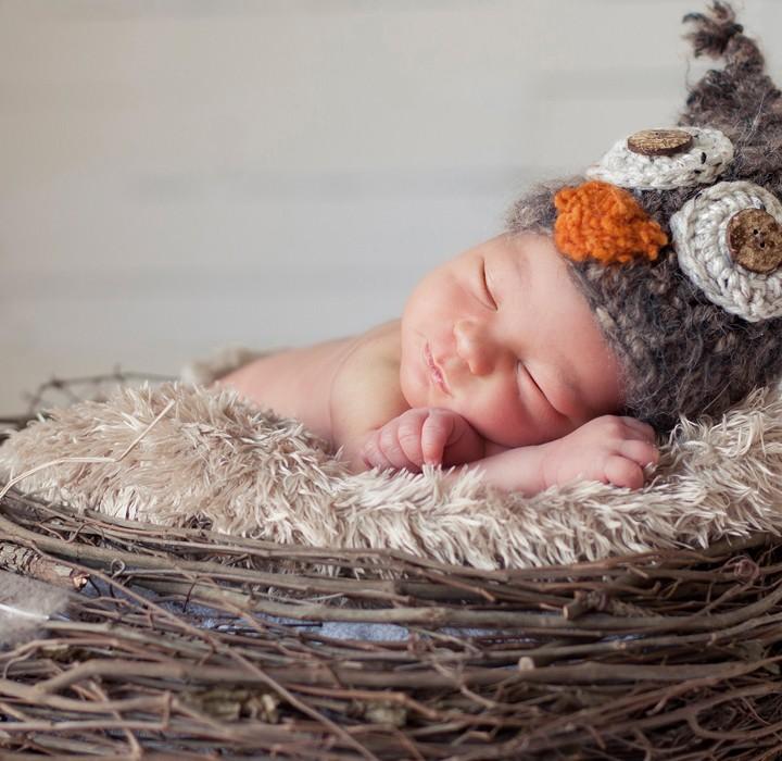 Marco + Fotografías New Born en Murcia + Fotógrafos de Bebés.