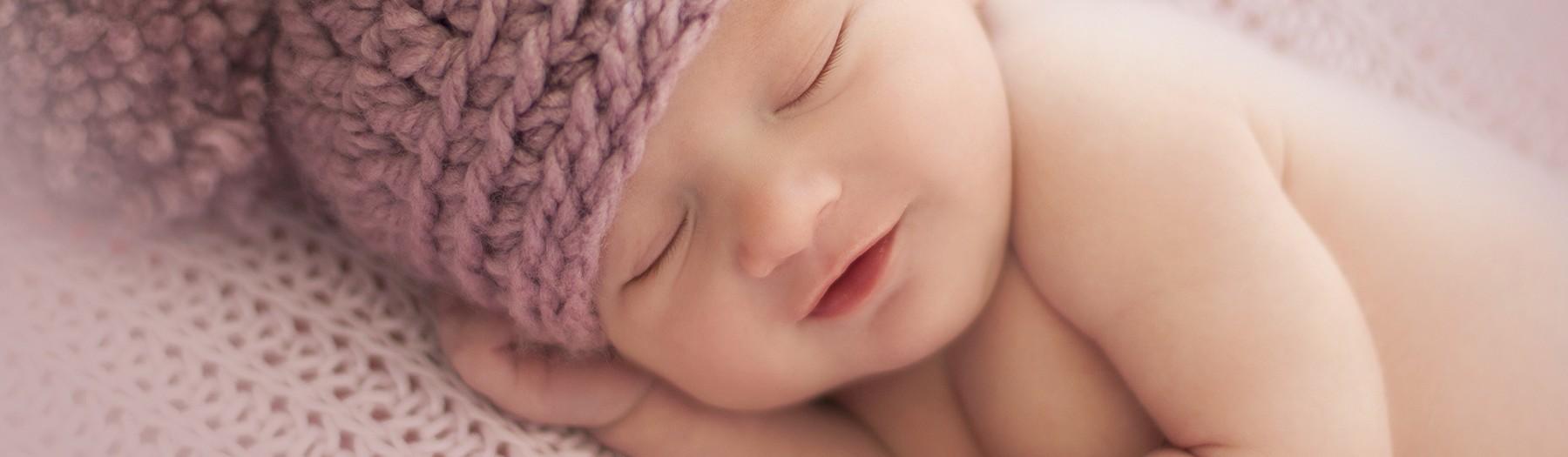Fotos de recién nacido en Murcia + Newborn 7 days + María.