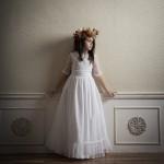 Vestido de comunión le mini