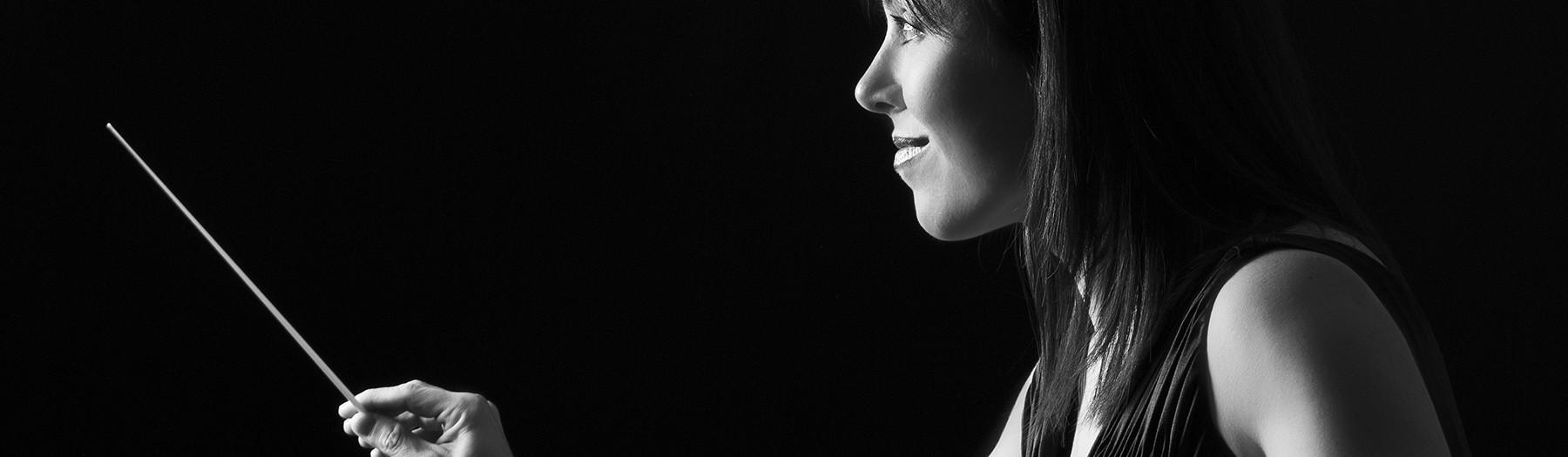 Virginia - Directora Orquesta Sinfónica de Murcia.