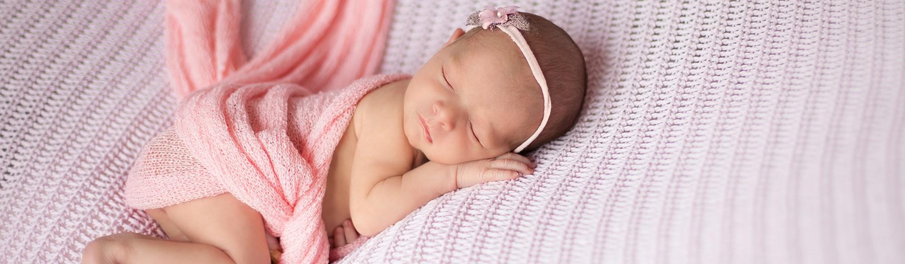 Fotografías de recién nacido en Murcia para niñas + New Born + Sofía + 9 días.