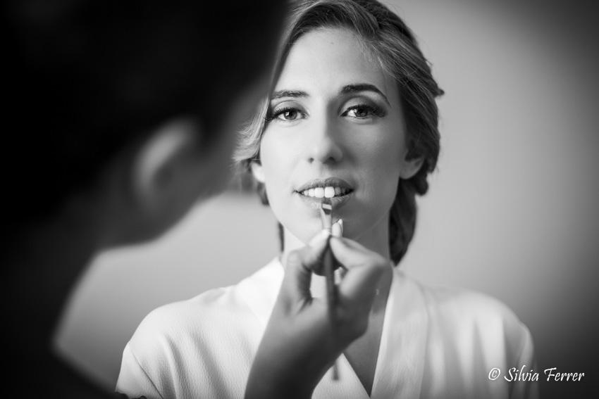 maquillaje para novias en Murcia