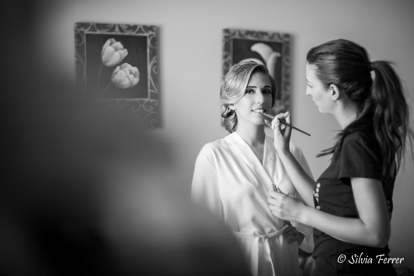 maquilladora en Murcia