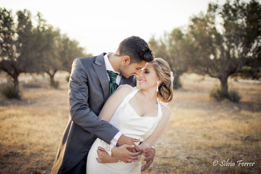 Donde hacer fotos de boda en Murcia