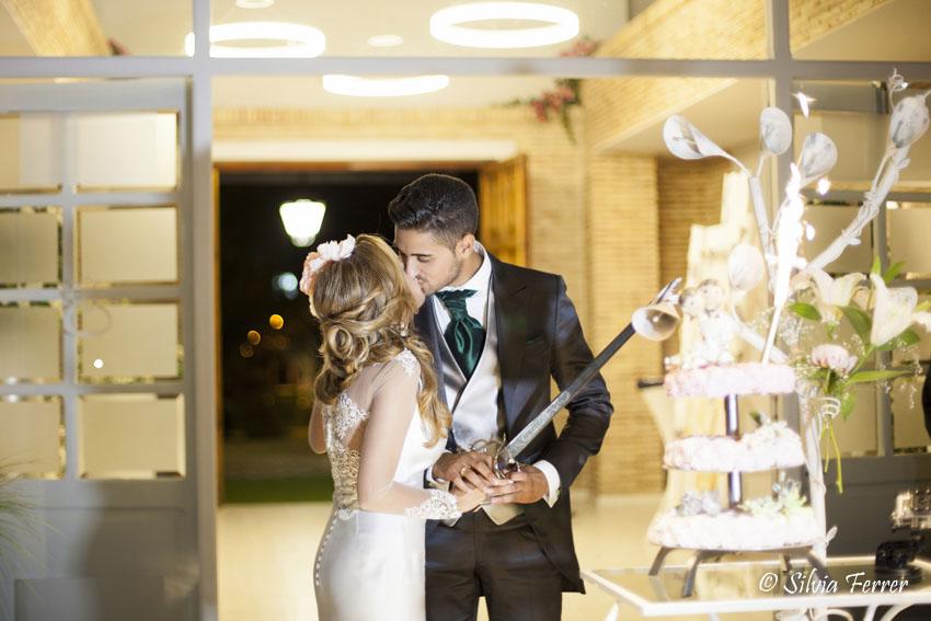 Coche clasico de boda en Murcia
