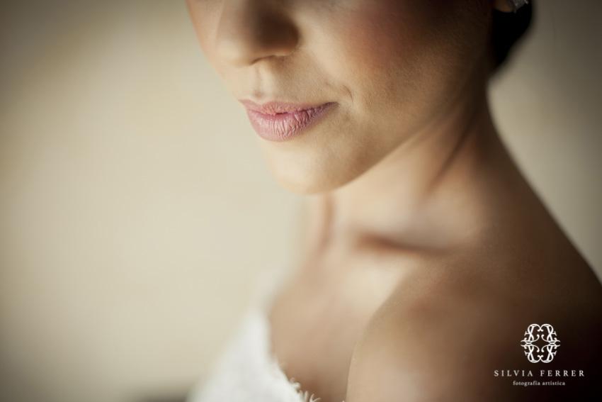 lápiz de labios para novia en Murcia