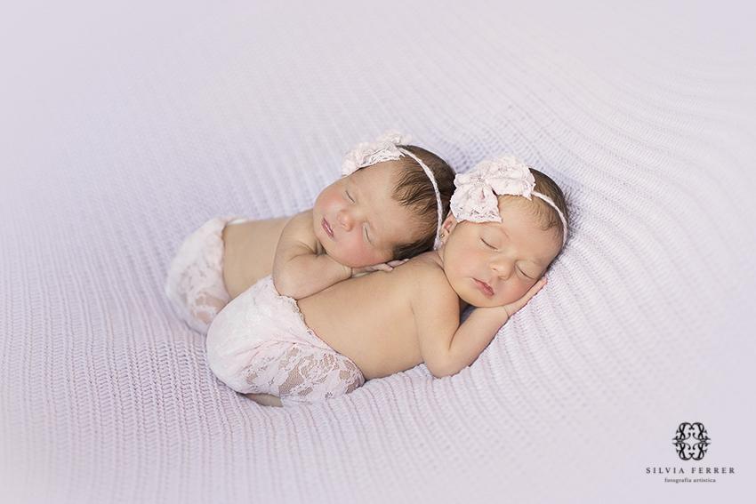 gemelas recien nacidas fotos Murcia