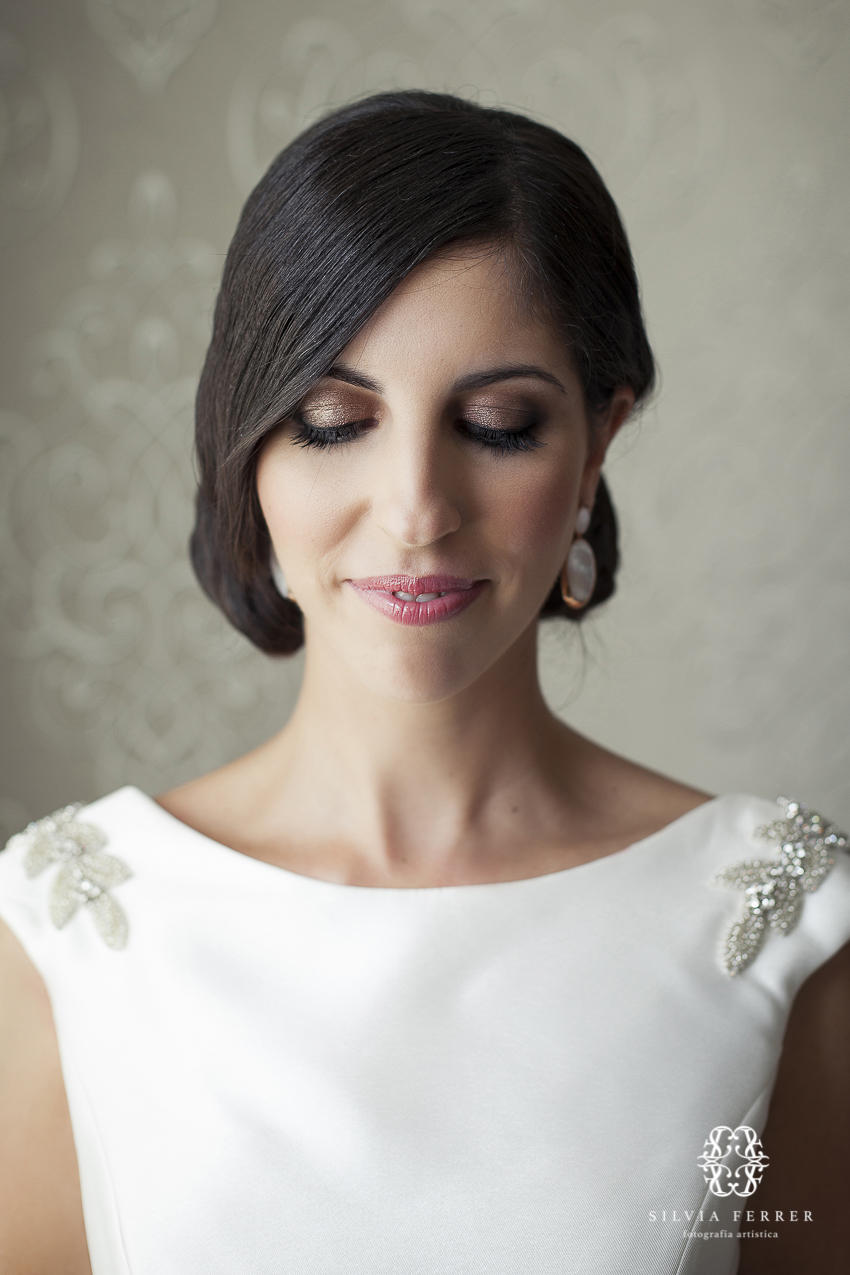 Maquillaje de novia en Murcia Esther Carpes