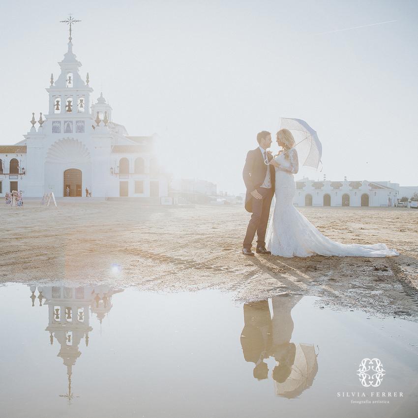 boda en el rocio