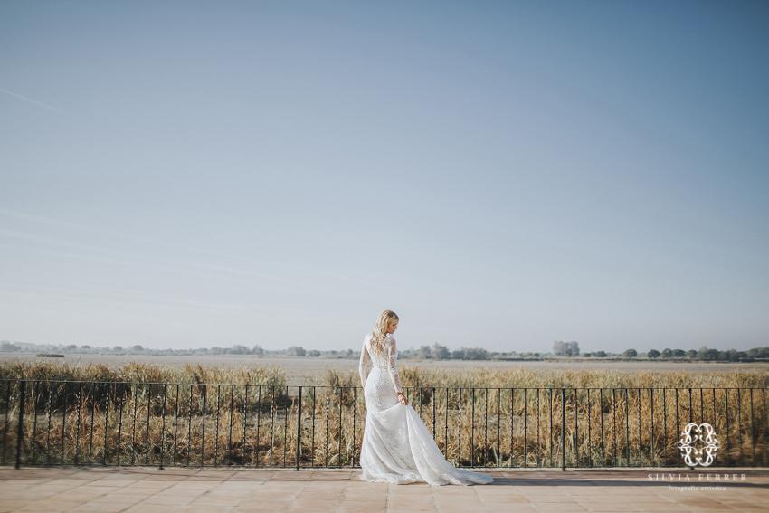 Marismas de doñana fotos de boda
