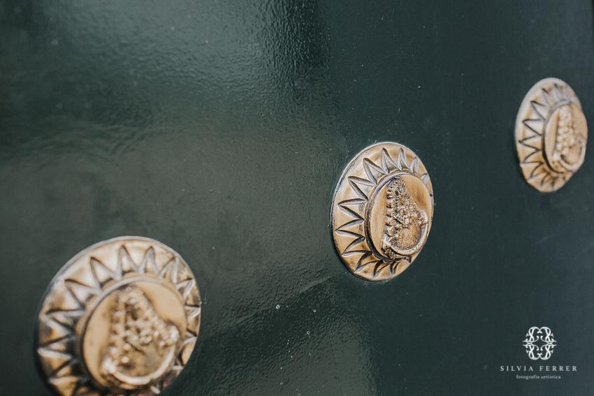 puerta de la ermita del rocio