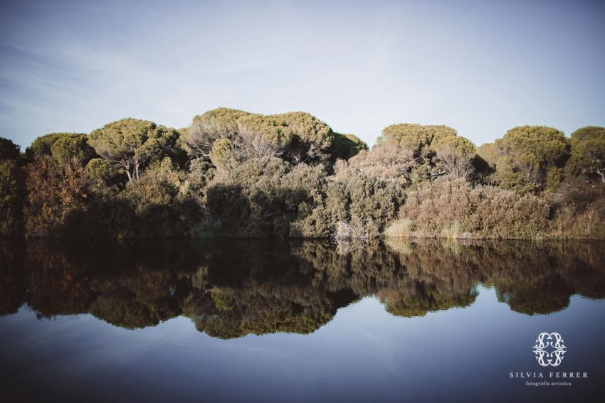 Lagunas de riotinto
