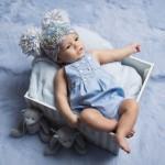fotos originales bebes 6 meses