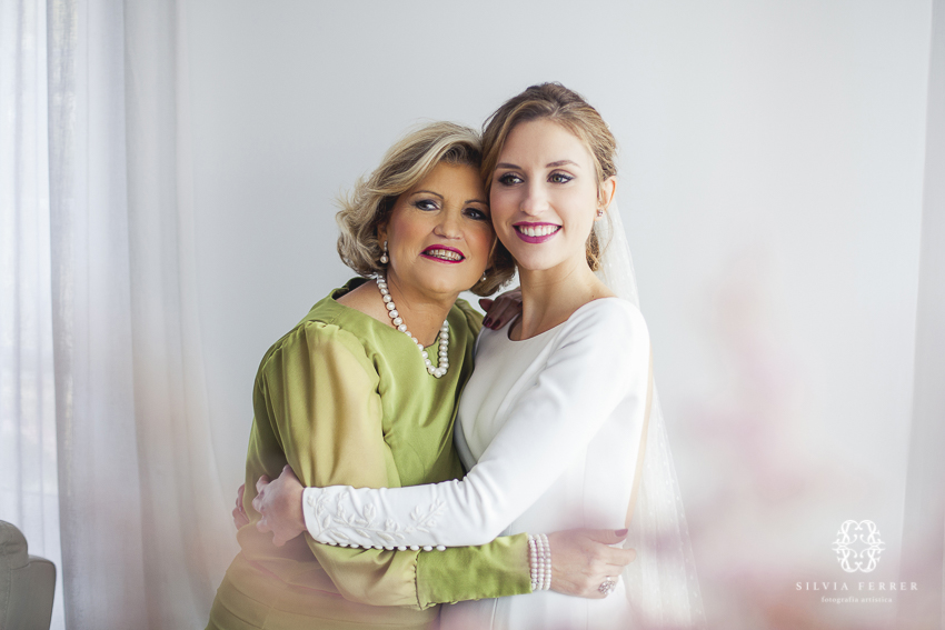 la madre de la novia