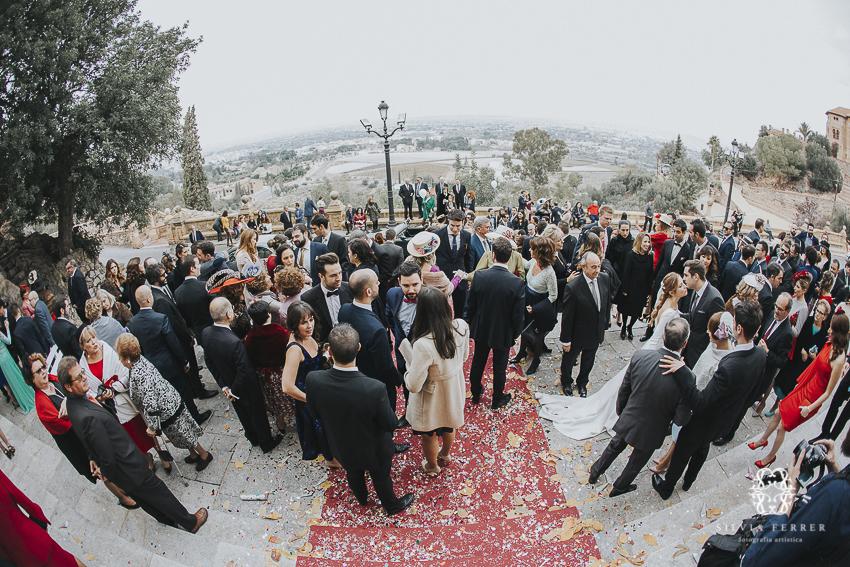 boda en la fuensanta