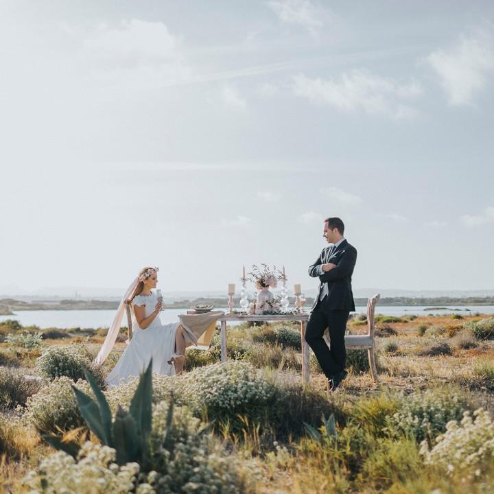 La boda de Tamara y Antonio en Larache + Campoamor + Fotógrafos Murcia + Silvia Ferrer.