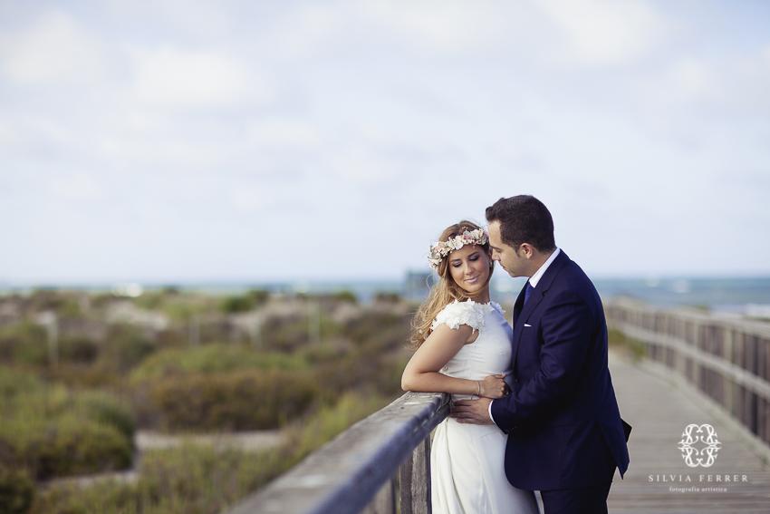 vestido de novia Borja Furio