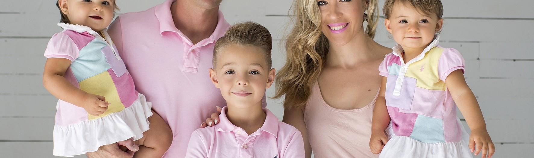 La familia J + Julia y Jimena + Fotos primer cumpleaños + Cake smash + Fotografía infantil en Murcia.