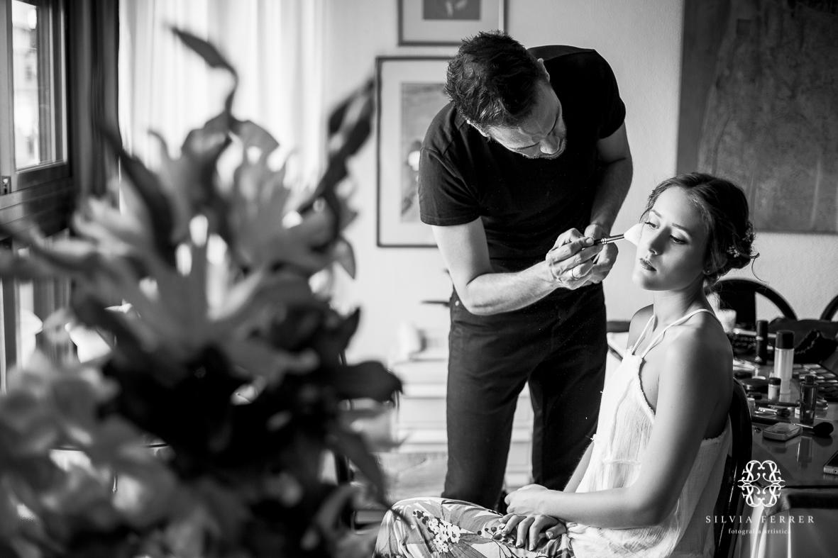 maquillaje para novia en Murcia