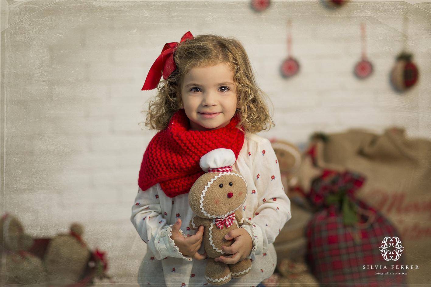 fotos de navidad infantiles