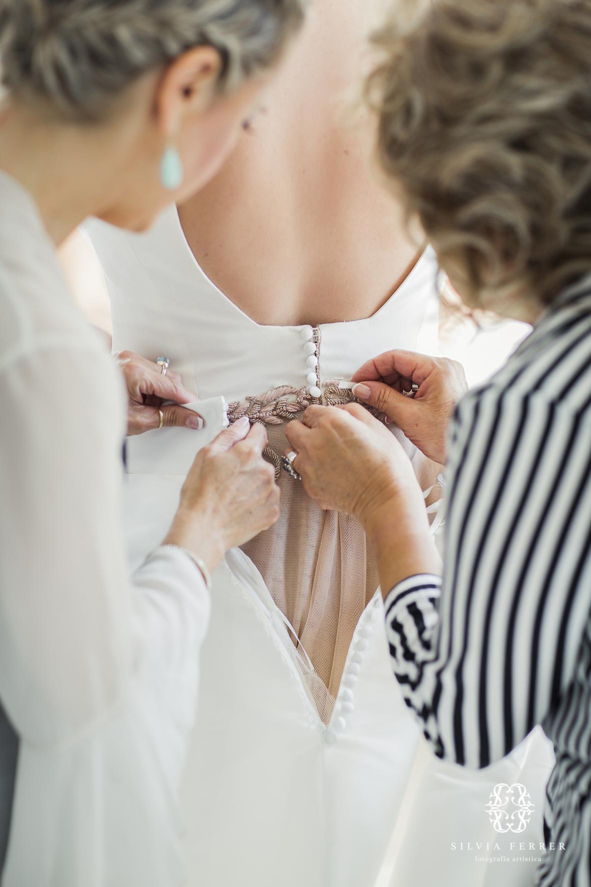 Vestido de novia de ruben hernandez