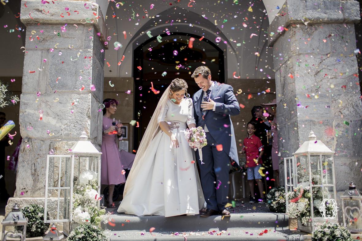 boda en la iglesia del carmen Cartagena