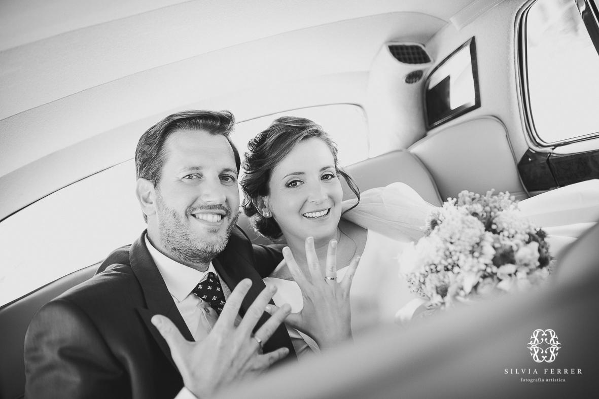 Alianzas de recien casados