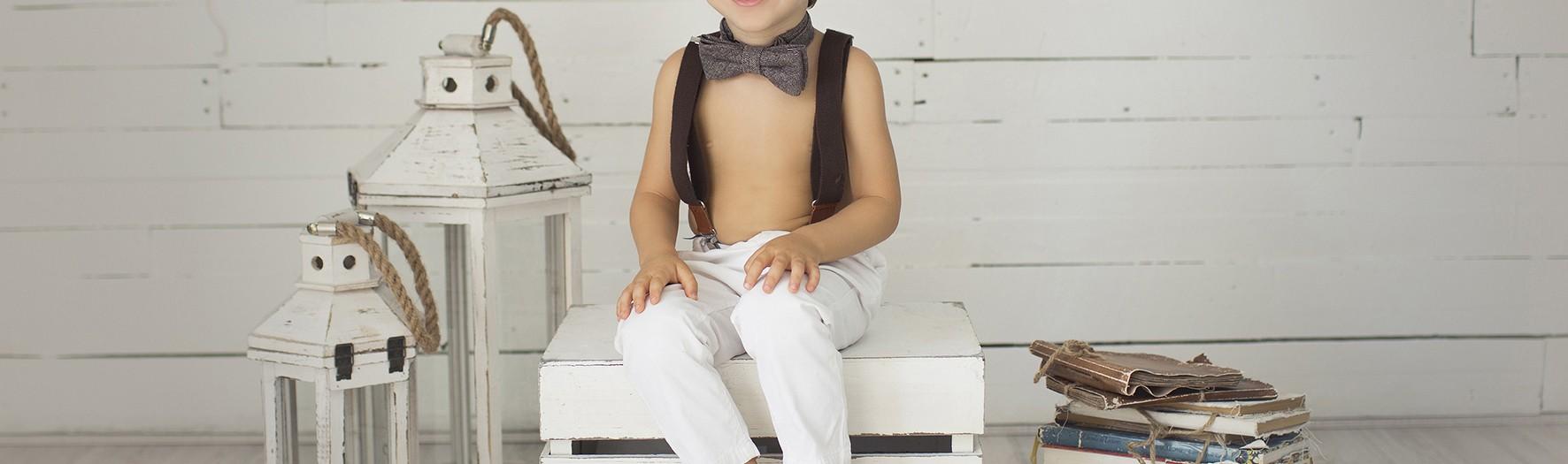 Fotos de niños de 3 años + Fotografía infantil en Murcia + Sergio.