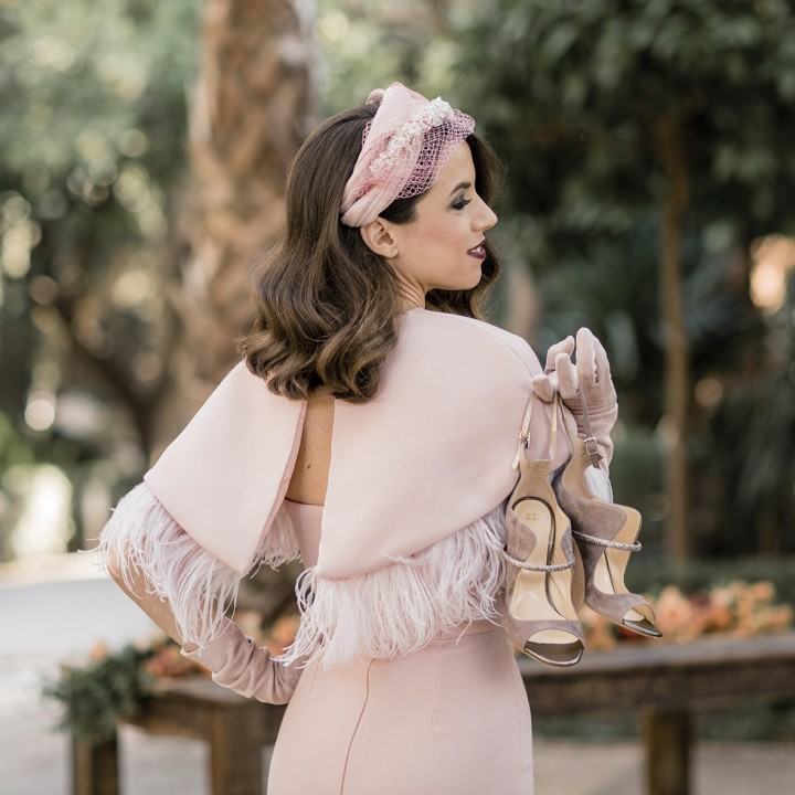 Vestidos de invitada en Murcia + Invitada perfecta + Looks de invitada de invierno + Le Plumeti.