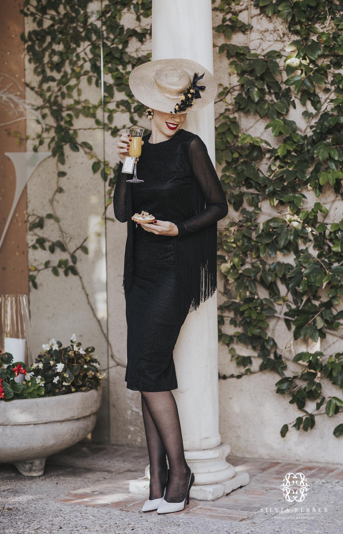 Beatriz Peñalver negro