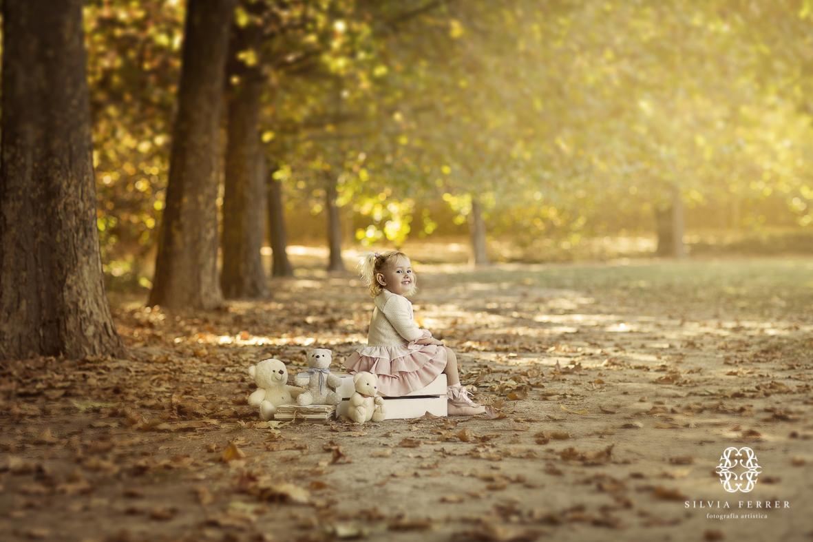 fotos de niños en las fuentes del marques