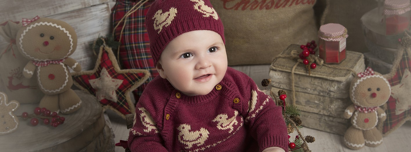 Sesión de fotos para bebés de 5 meses + Iván + Lidia Guerrero + Silvia Ferrer.