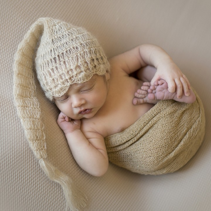 Fotos de recién nacido + sesión newborn + Romeo + 7 días.