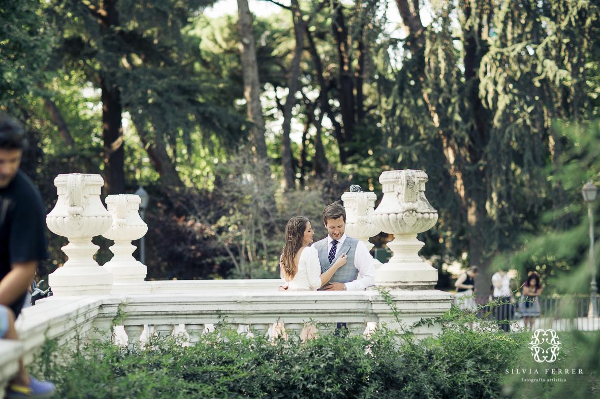 fotografos de bodas en Madrid