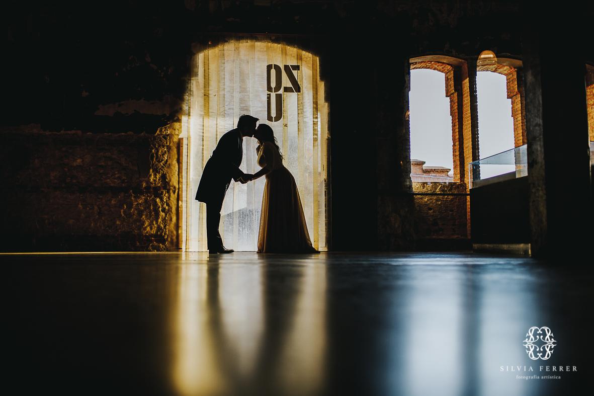 boda en el matadero