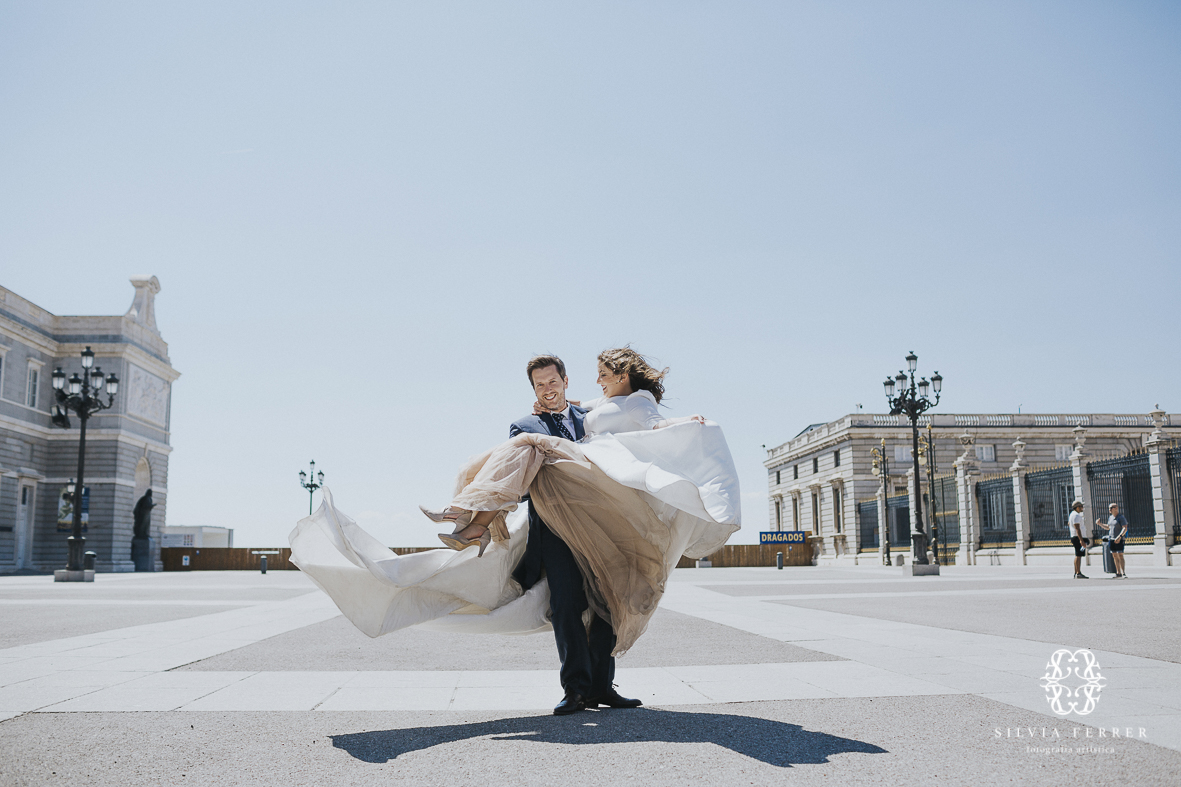 boda en la Almudena