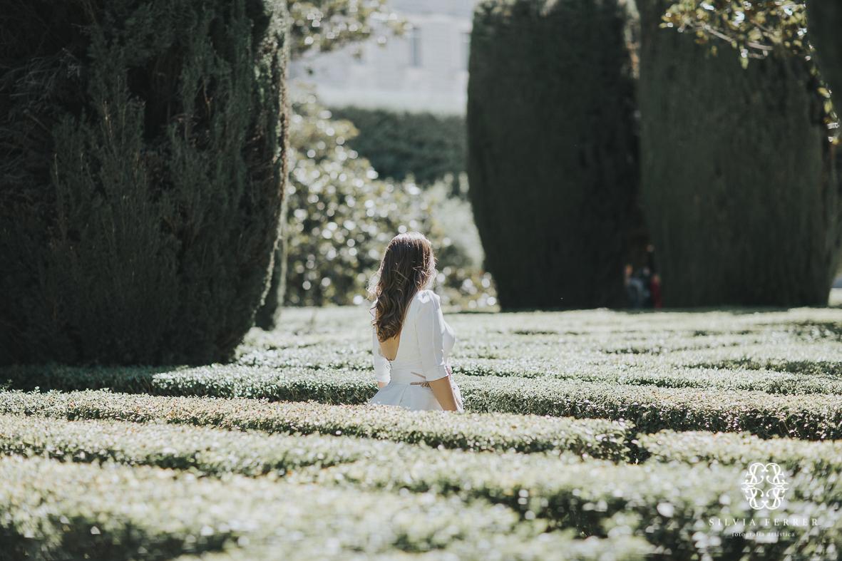 jardines del palacio real