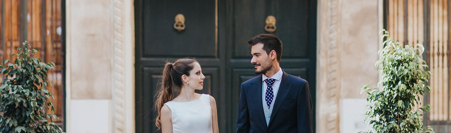 Laura y David - Boda en Lorca + Hacienda Real los Olivos