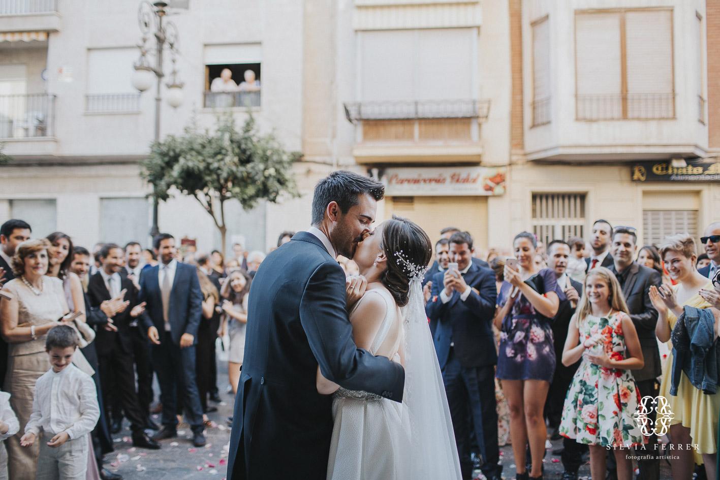 boda en iglesia paso azul de lorca
